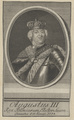 Bildnis des Augustus III., 1754/1775 (Quelle: Digitaler Portraitindex)