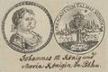 Bildnis von Johannes III., K�nig von Polen, 1676/1750 (Quelle: Digitaler Portraitindex)