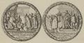 M�nz-Bildnisse von Wilhelm V., Graf von Holland, und von Kaiser Maximilian I., unbekannter K nstler - 1601/1750 (Quelle: Digitaler Portraitindex)