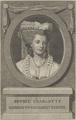 Bildnis der Sophie Charlotte, 1784 (Quelle: Digitaler Portraitindex)