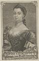 Bildnis der Sophie Charlotte, Königin von Großbritannien, unbekannter Künstler-1760/1780 (Quelle: Digitaler Portraitindex)