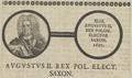 Bildnis des Augustus II., 1697/1750 (Quelle: Digitaler Portraitindex)