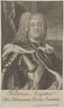 Bildnis des Fridericus Augustus, Bernigeroth, Johann Martin-1734/1763 (Quelle: Digitaler Portraitindex)