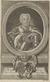 Bildnis des Fridericus Augustus II., Sysang, Johann Christoph-1725/1767 (Quelle: Digitaler Portraitindex)