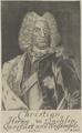 Bildnis des Christian, Herzog von Sachsen-Weißenfels, Elias Baeck (ungesichert)-1701/1750 (Quelle: Digitaler Portraitindex)