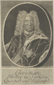 Bildnis des Christian, Herzog von Sachsen-Weißenfels, unbekannter Künstler-1701/1750 (Quelle: Digitaler Portraitindex)