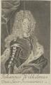 Bildnis des Johann Wilhelm, Herzog von Sachsen-Eisenach, 1701/1733 (Quelle: Digitaler Portraitindex)