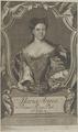 Bildnis von Maria Anna, Prinzessin von Polen und Sachsen, Sysang, Johann Christoph-vor 1757 (Quelle: Digitaler Portraitindex)