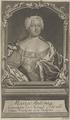 Bildnis von Maria Antonia, Kurf�stin von Sachsen, Sysang, Johann Christoph - vor 1757 (Quelle: Digitaler Portraitindex)