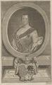 Bildnis von Maria Josepha, Königin in Polen, Sysang, Johann Christoph-1734/1757 (Quelle: Digitaler Portraitindex)