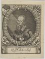 Bildnis von Moritz von Sachsen, Bensheimer, Johann-1671/1699 (Quelle: Digitaler Portraitindex)