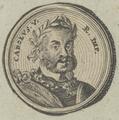 Bildnis von Carolvs V., Kaiser des R�misch-Deutschen Reiches, 1601/1750 (Quelle: Digitaler Portraitindex)