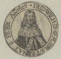 Bildnis des Fridericus Wilhelmus, 1620/1750 (Quelle: Digitaler Portraitindex)