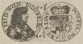 Bildnis des Fridericus Wilhelmus, Monogrammist I. A. (1675)-1675/1750 (Quelle: Digitaler Portraitindex)