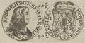 Bildnis des Fridericus Wilhelmus, Monogrammist I. L. - 1672/1750 (Quelle: Digitaler Portraitindex)