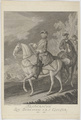 Bildnis von Fridericus II., K�nig von Preussen, Ridinger, Johann Elias - 1740/1767 (Quelle: Digitaler Portraitindex)
