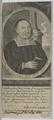 Bildnis des Paulus Gerhardus, Gabriel Uhlich-1697/1741 (Quelle: Digitaler Portraitindex)