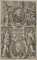 Bildnisse des Johan Risten und des Johan Schopen, F. Stuerhelt - 1652 (Quelle: Digitaler Portraitindex)