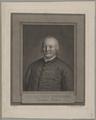 Bildnis des Aug. Gottlieb Spangenberg, Müller, Johann Gotthard-1776/1796 (Quelle: Digitaler Portraitindex)