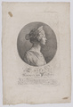 Bildnis der Luise, K�nigin von Preussen, Johann Gottfried Niedlich - 1808 (Quelle: Digitaler Portraitindex)