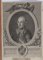 Bildnis des Joseph II., Empereur et Roi des Romains, Louis Jacques Cathelin-1765/1785 (Quelle: Digitaler Portraitindex)