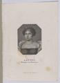 Bildnis der Luise, Königin von Preußen, Anton Wachsmann-1818/1832 (Quelle: Digitaler Portraitindex)