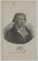 Bildnis des Gottfried August Bürger, 1840/1850 (Quelle: Digitaler Portraitindex)