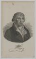Bildnis des Gottfried August B�rger, 1840/1850 (Quelle: Digitaler Portraitindex)