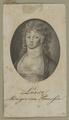 Bildnis der Luise, Königin von Preußen, Haas, Meno-1776/1833 (Quelle: Digitaler Portraitindex)