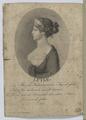 Bildnis der Luise, Königin von Preußen, Johann Friedrich Bolt-1813 (Quelle: Digitaler Portraitindex)