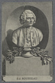 Bildnis des Jean-Jacques Rousseau, 1778/1800 (Quelle: Digitaler Portraitindex)