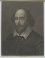 Bildnis des William Shakespeare, Müller, F. (1824)-1824 (Quelle: Digitaler Portraitindex)
