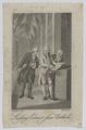 Bildnis des Gotthold Ephraim Lessing, Johann David Schubert - 1776/1813 (Quelle: Digitaler Portraitindex)