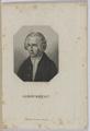 Bildnis des J. J. Rousseau, Bollinger, Friedrich Wilhelm - 1818/1832 (Quelle: Digitaler Portraitindex)
