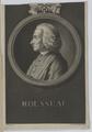 Bildnis des Rousseau, Haid, Johann Elias - 1780 (Quelle: Digitaler Portraitindex)