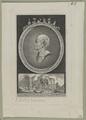 Bildnis des François-Marie Arouet de Voltaire, 1778/1820 (Quelle: Digitaler Portraitindex)
