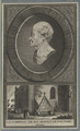 Bildnis des M. F. Arouet de Voltaire, 1778/1820 (Quelle: Digitaler Portraitindex)