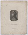 Bildnis des Dante Alighieri, Christian Gottfried Zschoch - 1818/1832 (Quelle: Digitaler Portraitindex)