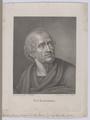 Bildnis des F. G. Klopstock, Friedrich Theodor M ller - 1818/1837 (Quelle: Digitaler Portraitindex)