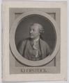 Bildnis des Friedrich Gottlieb Klopstock, Amadeus Wenzel B hm - 1784/1814 (Quelle: Digitaler Portraitindex)