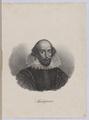 Bildnis des William Shakespeare, 1801/1850 (Quelle: Digitaler Portraitindex)