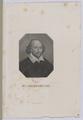 Bildnis des William Shakespeare, Johann Friedrich Bolt-1817 (Quelle: Digitaler Portraitindex)