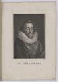 Bildnis des W. Shakspeare, Massol - 1801/1831 (Quelle: Digitaler Portraitindex)