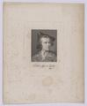 Bildnis des Gotthold Ephraim Lessing, 1817/1860 (Quelle: Digitaler Portraitindex)