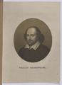 Bildnis des William Shakespeare, Josef Anton Selb-1800/1832 (Quelle: Digitaler Portraitindex)
