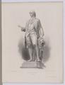 Bildnis des Christoph Martin Wieland, G. Brinckmann - um 1860 (Quelle: Digitaler Portraitindex)