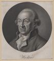 Bildnis des Christoph Martin Wieland, Johann Heinrich Lips-um 1800 (Quelle: Digitaler Portraitindex)