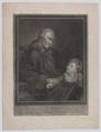 Bildnis des J. G. Sulzer mit einem seiner Enkel, Jakob Rieter-1773/1823 (Quelle: Digitaler Portraitindex)