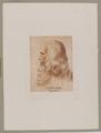 Bildnis des Leonardo Vinci, Domenico Anderson - 1862/1866 (Quelle: Digitaler Portraitindex)