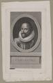 Bildnis des Miguel de Cervantes Saavedra, Martin Matthias Carl Darnmann - 1804 (Quelle: Digitaler Portraitindex)